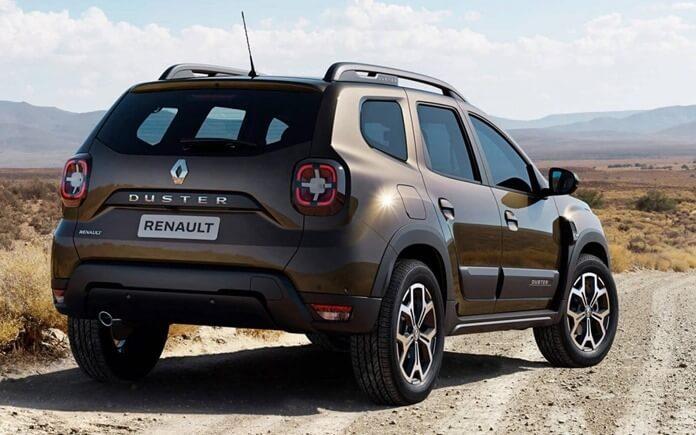 Renault Duster 2021 в России