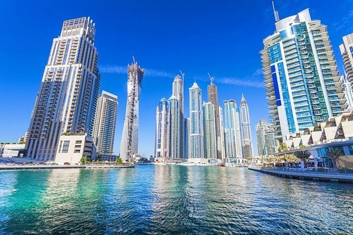 ОАЭ – на море в марте 2021