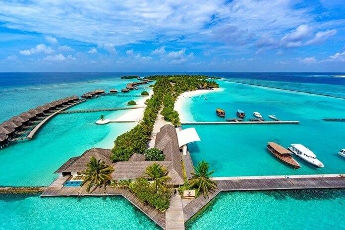 Мальдивы в марте 2021