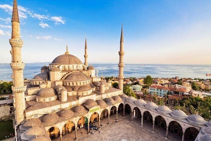 Турция в марте: погода, достопримечательности