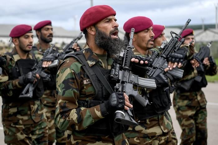 Вооружённые силы Пакистана