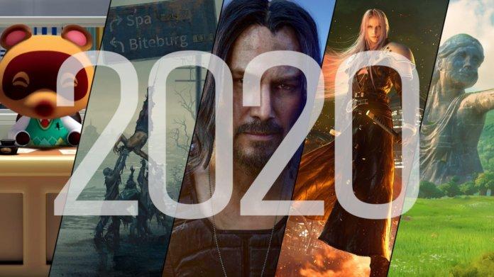 Видеоигры 2020