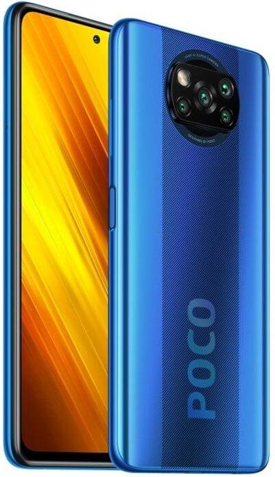 Лучший смартфон Xiaomi 2021 – Poco X3 NFC