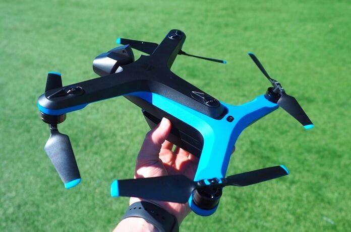 Skydio 2 дрон с защитой от столкновений