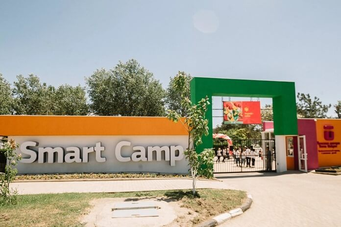 Smart Camp проходная