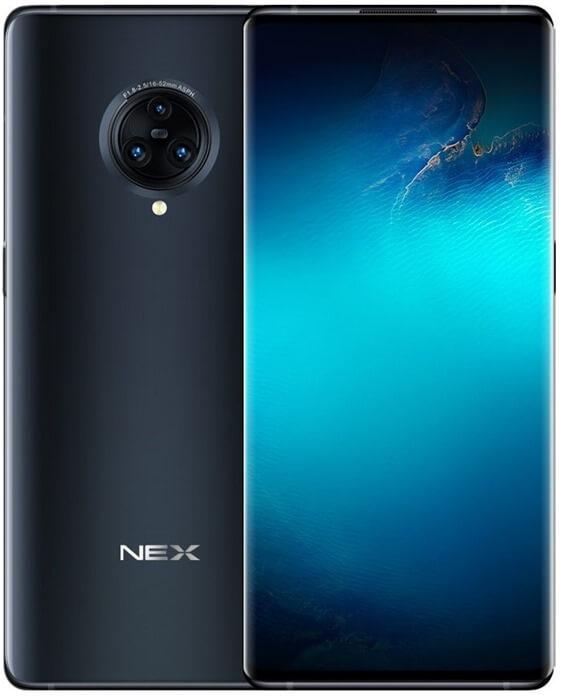 VIVO NEX 3S – самый безрамоочный смартфон 2021 года