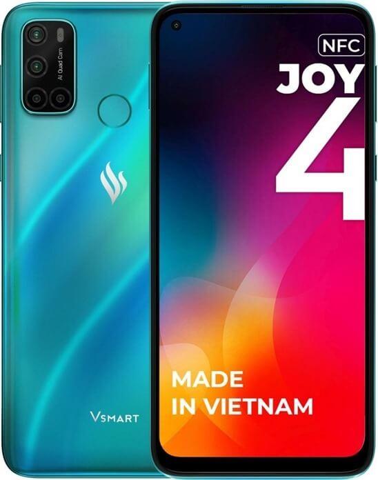 Vsmart Joy 4 – хороший дешевый смартфон