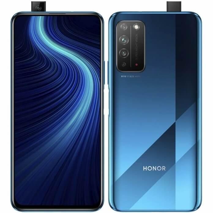 Новинка 2021: HONOR X10