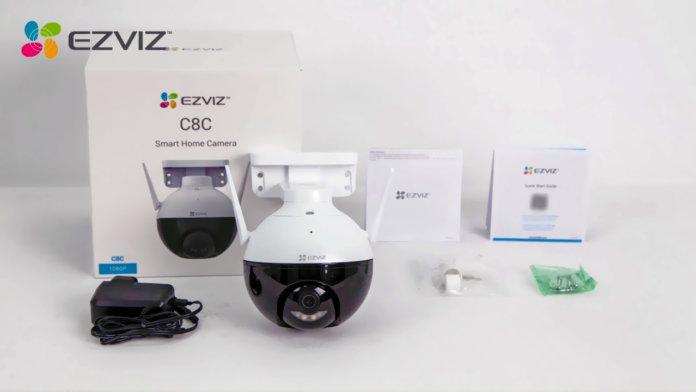 Ezviz-C8C-обзор