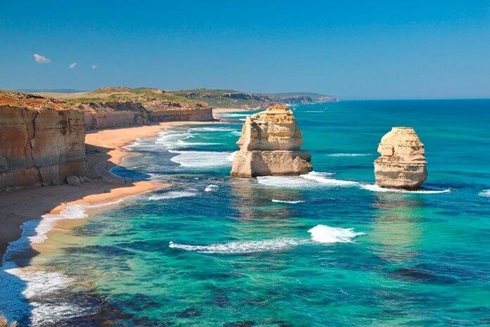 Западное побережье Австралии