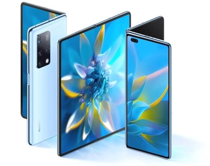 Huawei Mate X и Mate X2 – самый большой смартфон 2021 с большим экраном