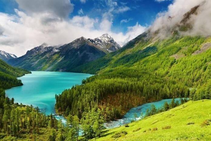 Путешествие по горному Алтаю