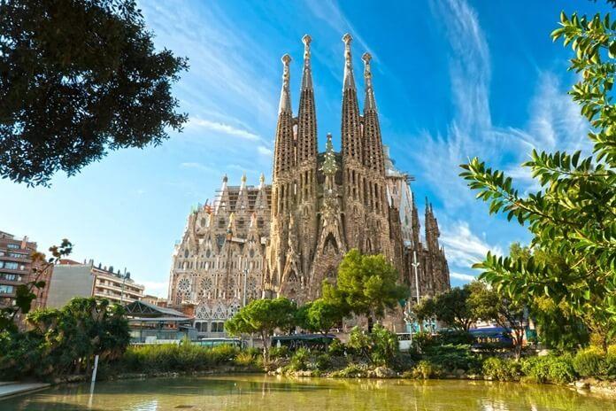 Испания, экскурсии в мае