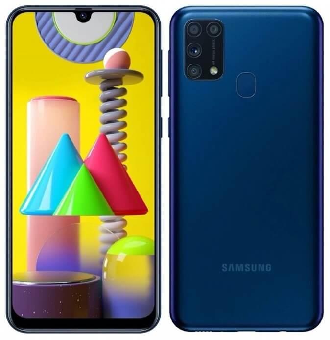 Samsung Galaxy M31 хороший смартфон по соотношению цены/качества