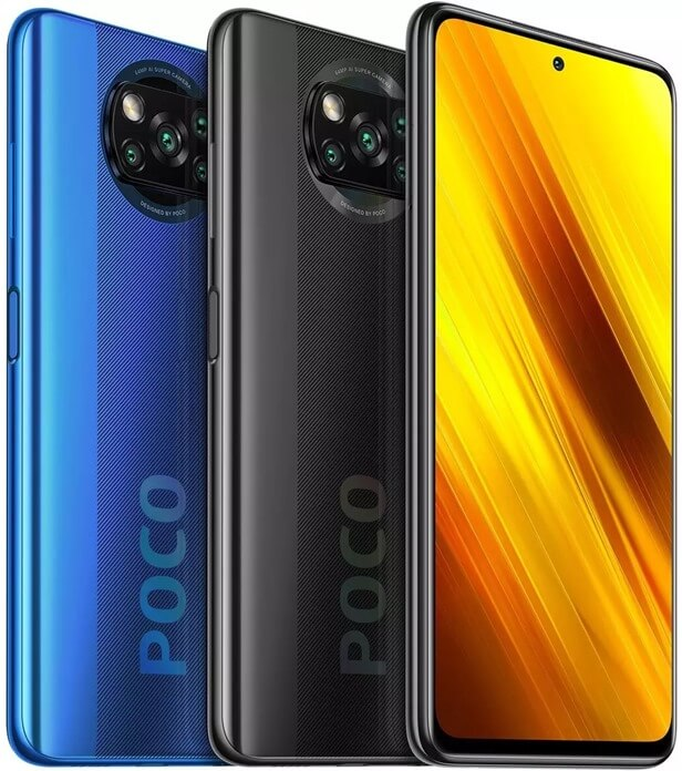 Смартфон Xiaomi Poco X3 Pro новинка 2021 с мощным аккумулятором
