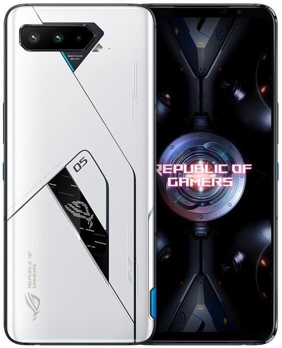 ASUS ROG Phone 5 самый мощный смартфон с хорошей батареей 2021