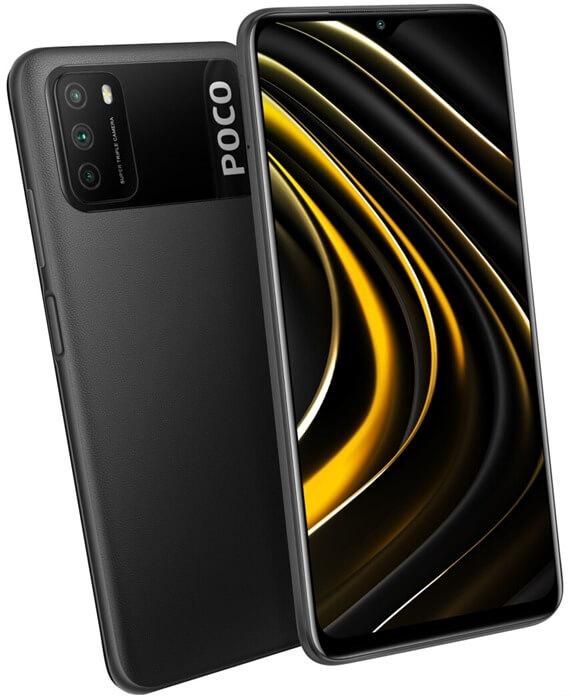 Xiaomi Poco M3 лучший смартфон до 15000 рублей в 2021 году