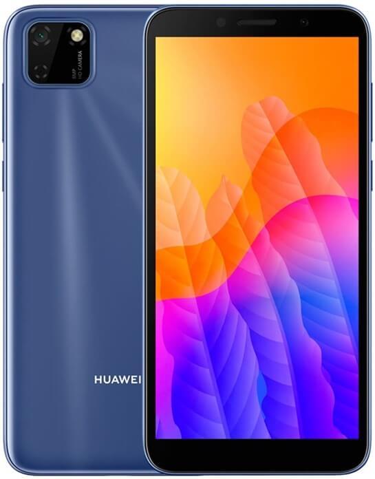 Лучший недорогой смартфон 2021 от HUAWEI: Y5p