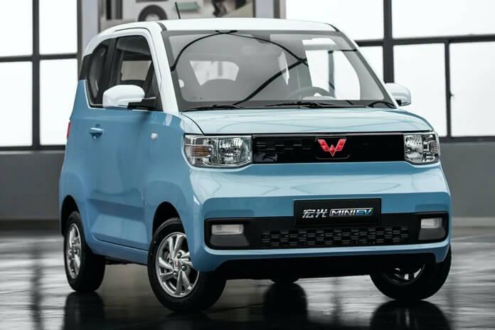 Wuling HongGuang Mini EV – новинка