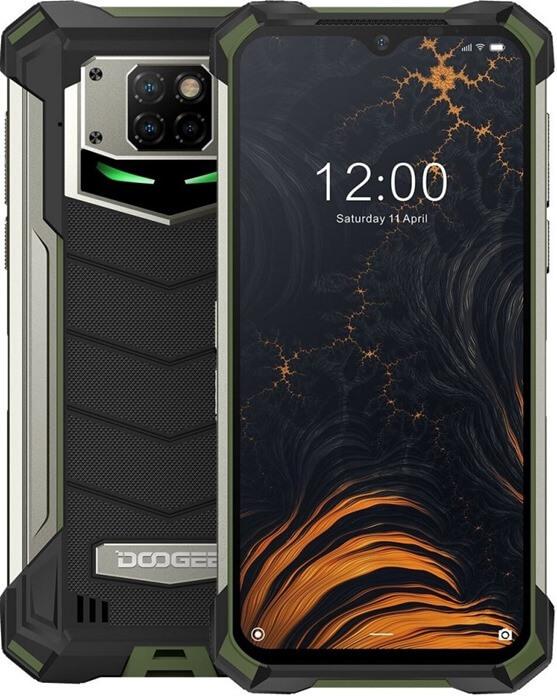 DOOGEE S88 Pro недорогой смартфон с хорошей батареей 2021