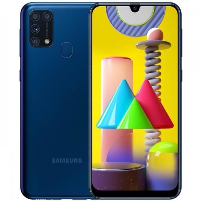 Galaxy M31 – лучший телефон Samsung 2021 года по продажам