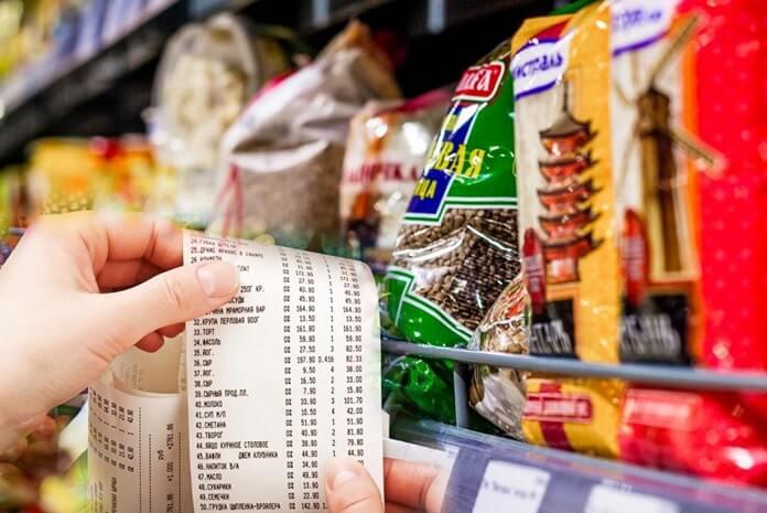 Рост цен на продукты пугает россиян