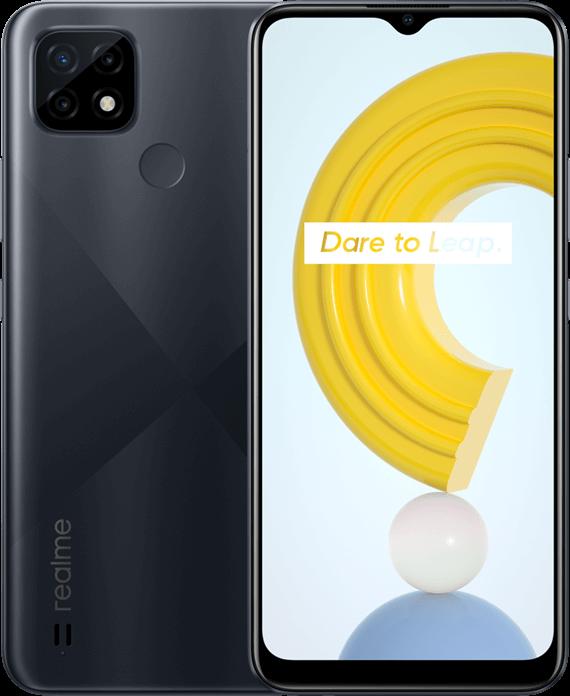 Realme C21 – отличное соотношение цены и качества