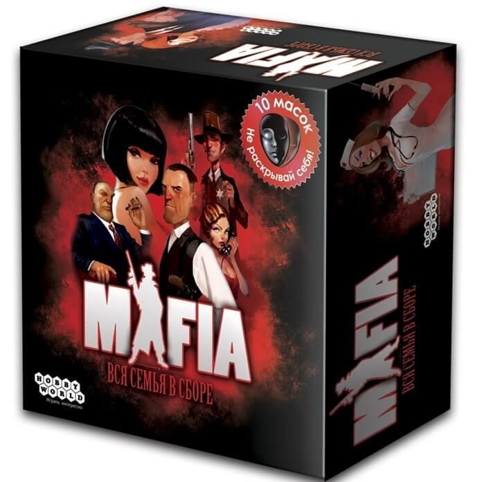 «Мафия» ролевая игра