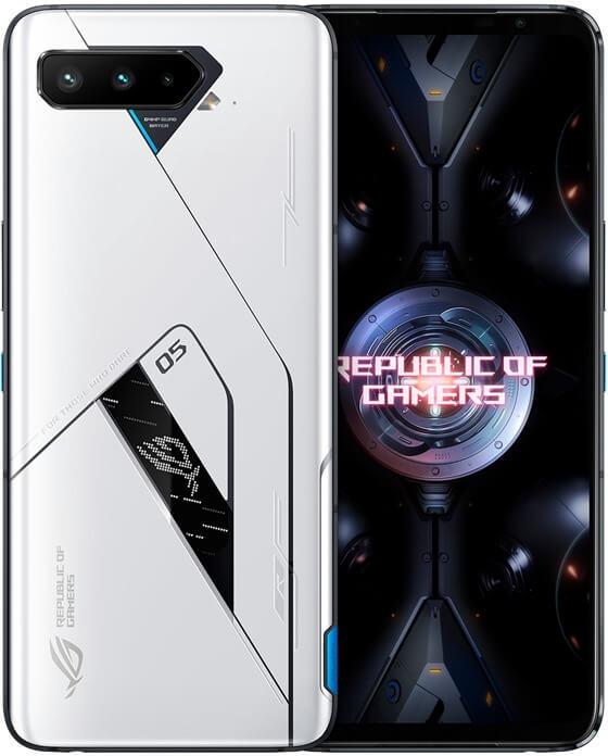 Asus ROG Phone 5 Ultimate самый мощный игровой смартфон на сегодня