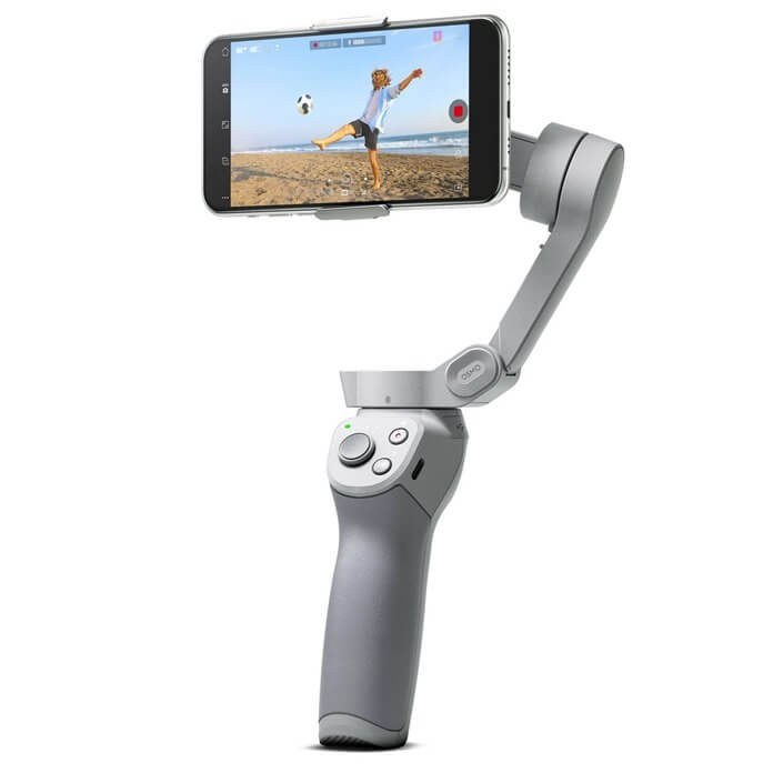 DJI Osmo Mobile 4 лучший стабилизатор для смартфона 2021