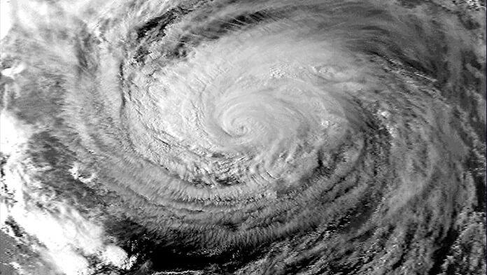 Самый большой шторм