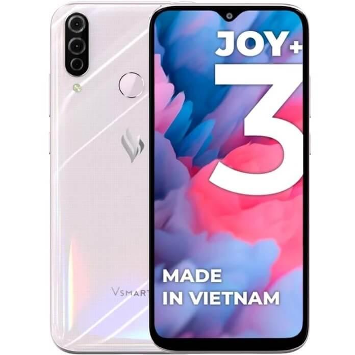 Vsmart Joy 3+ – лучший недорогой смартфон 2021