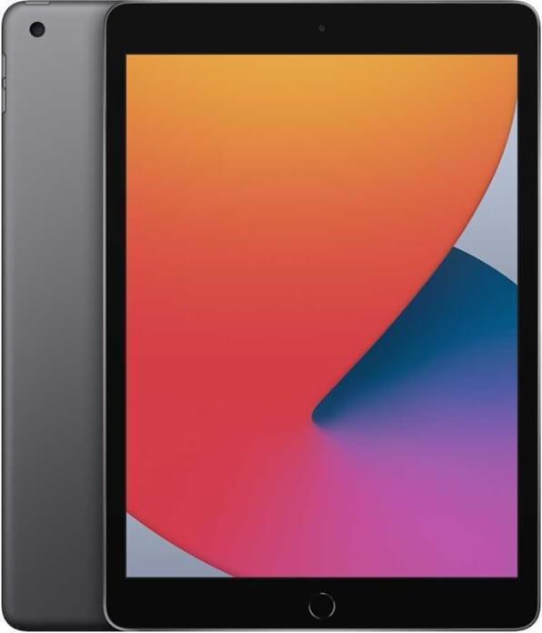 Apple iPad 128Gb Wi-Fi – лучший планшет 2021 года по цене/качеству