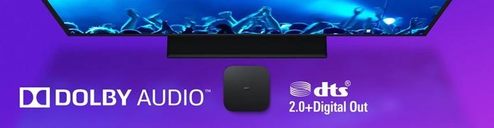 Dolby Audio и DTS 2.0