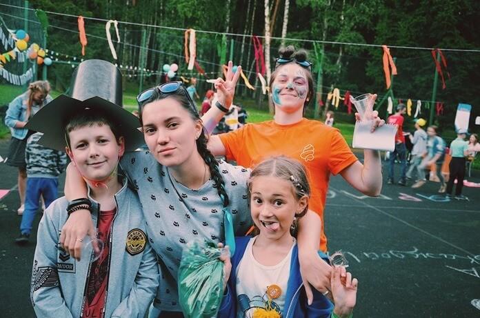 Ёлка – лучший детский лагерь в Подмосковье
