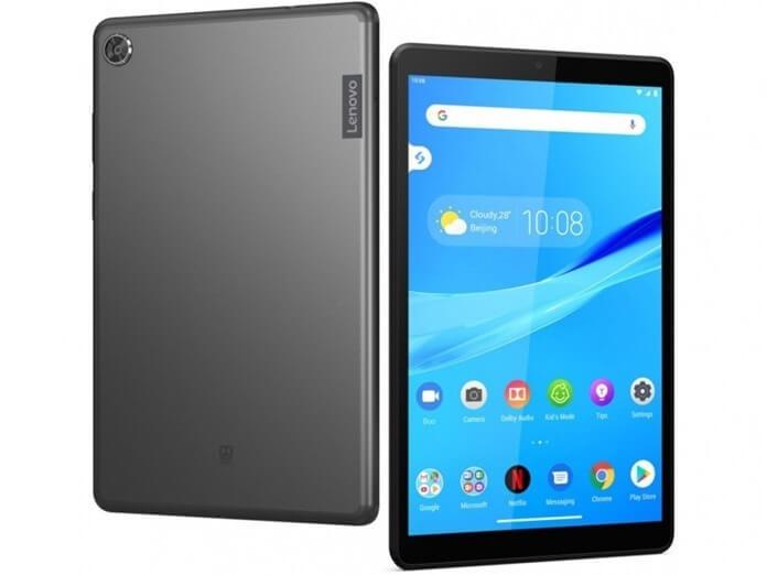 Lenovo Tab M10 Plus TB-X606F 128Gb открывает топ-10 планшетов 2021 года