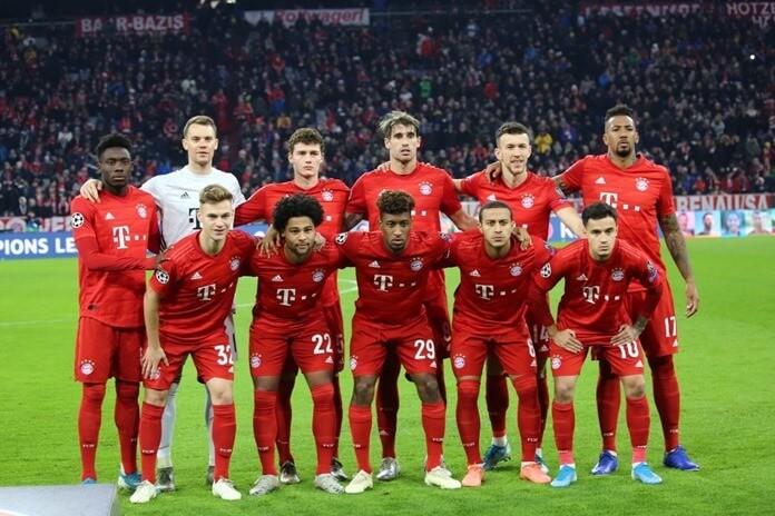 Мюнхенская «Бавария»