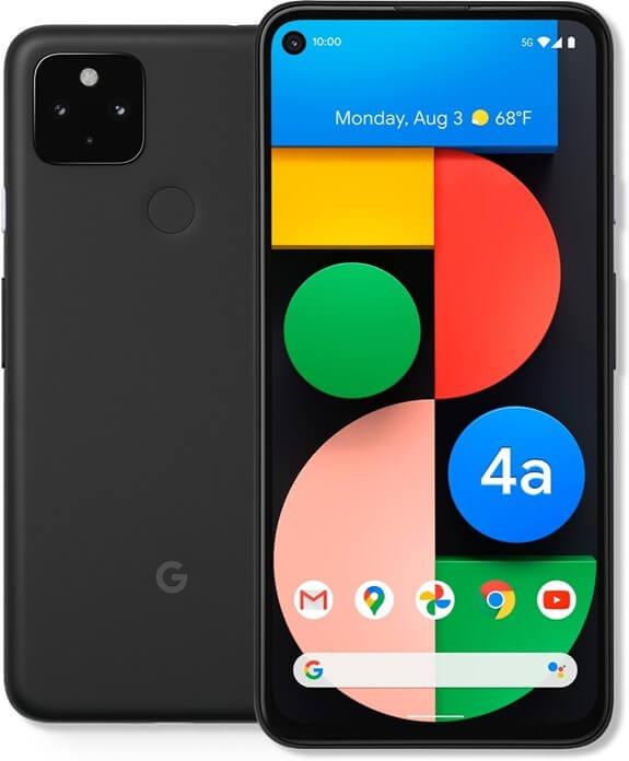 Google Pixel 4a, смартфон с отличной камерой