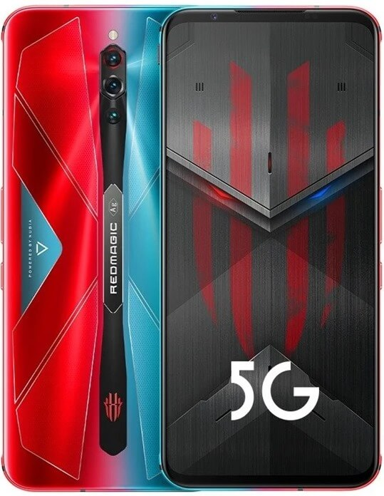 ZTE Red Magic 5S лучший игровой смартфон из Китая