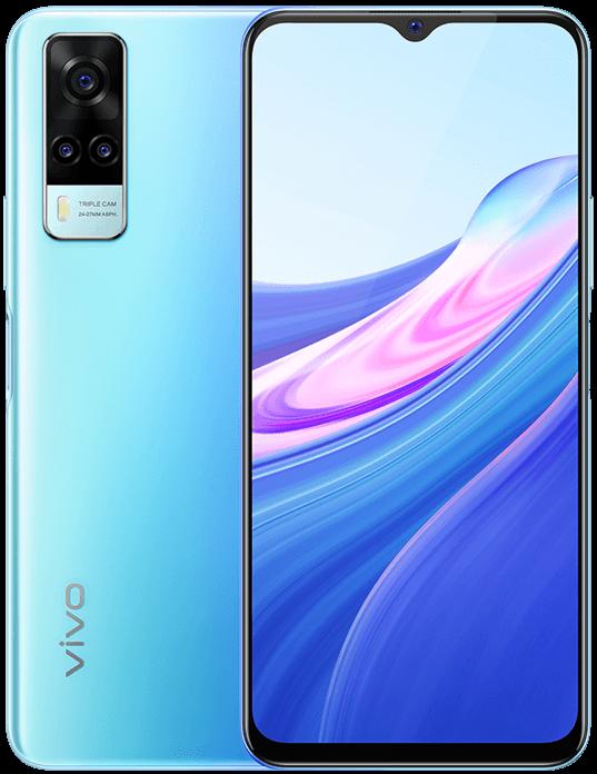 Vivo Y31 – самый популярный смартфон начала 2021 года