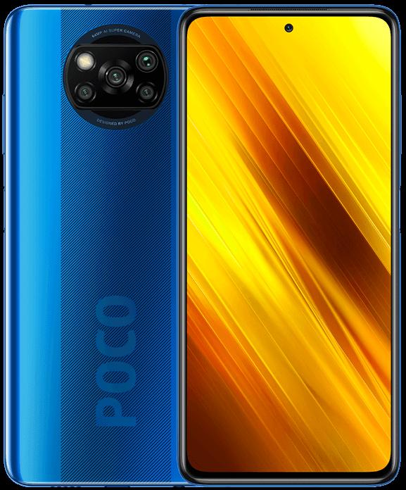 Самый хитовый смартфон 2021 – Xiaomi Poco X3 NFC