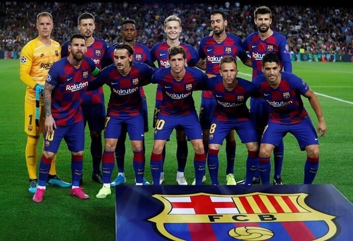 Барселона – самый дорогой футбольный клуб в мире