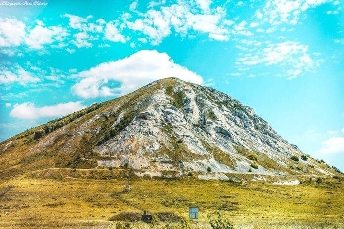Гора Торатау в Башкирии