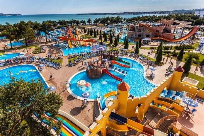 Геленджик аквапарк Золотая бухта