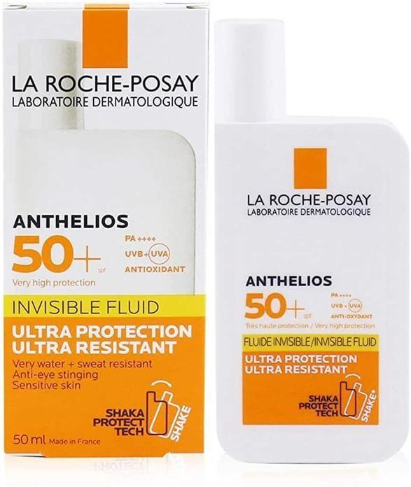La Roche-Posay флюид Anthelios Shaka невидимый SPF 50