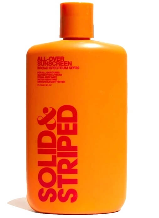 Solid & Striped All-Over Sunscreen SPF 30