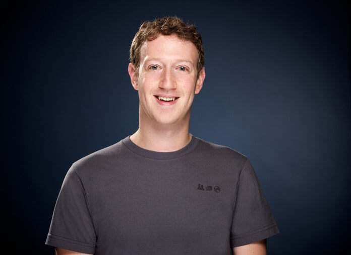 1. Марк Цукерберг