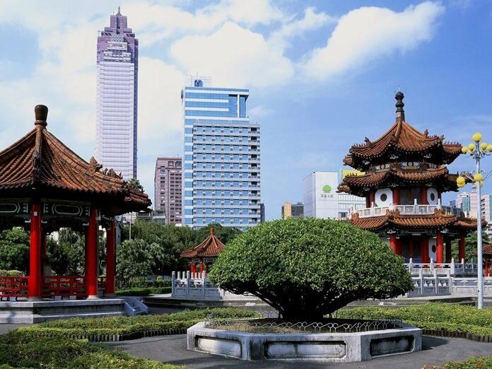 1. Тайвань