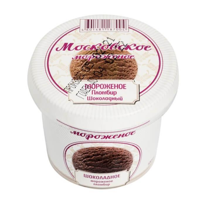 Мороженое «Московское»