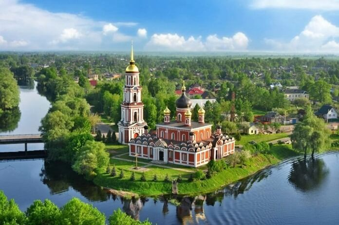 Старая Русса, Новгородская область